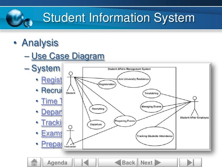 related studies about student information system Student information system is one of the key systems for facilitating the  studies  in sustainability & instructional technologies and designs.