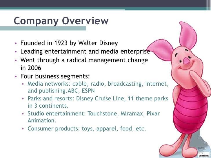 Disney management practices Slide 2