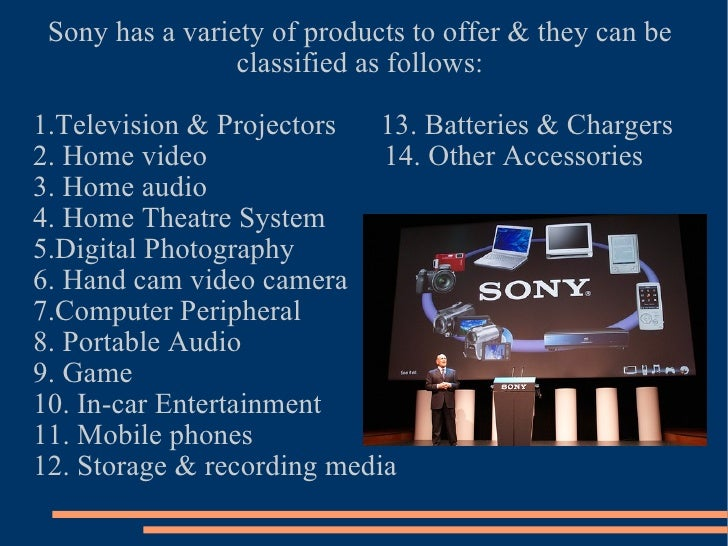 target market sony Sony marketing objective our marketing team is focused on  target  market demographics sony is a.