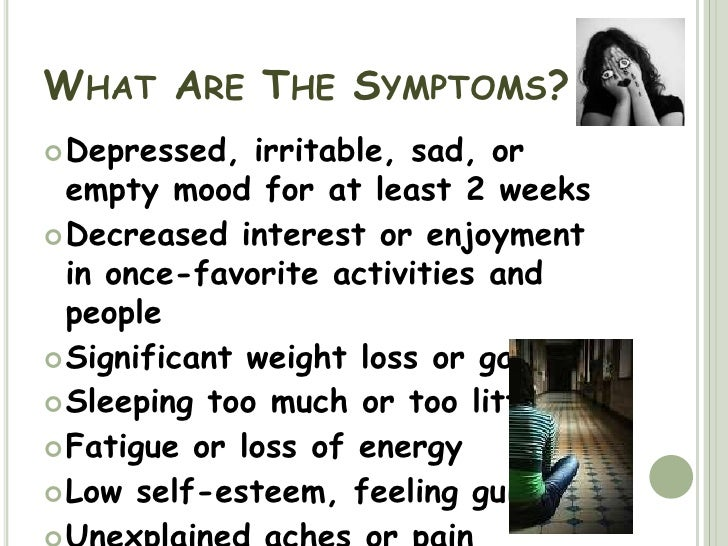 adolescent depression\u003cbr \u003e; 6 what are the symptoms?