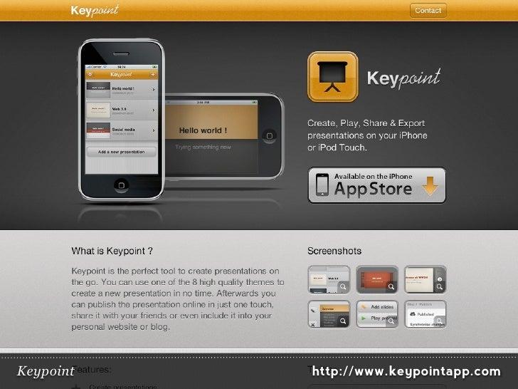 Keypoint   http://www.keypointapp.com