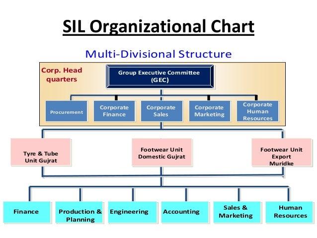 Nike Inc. Organizational Structure Characteristics (Analysis)