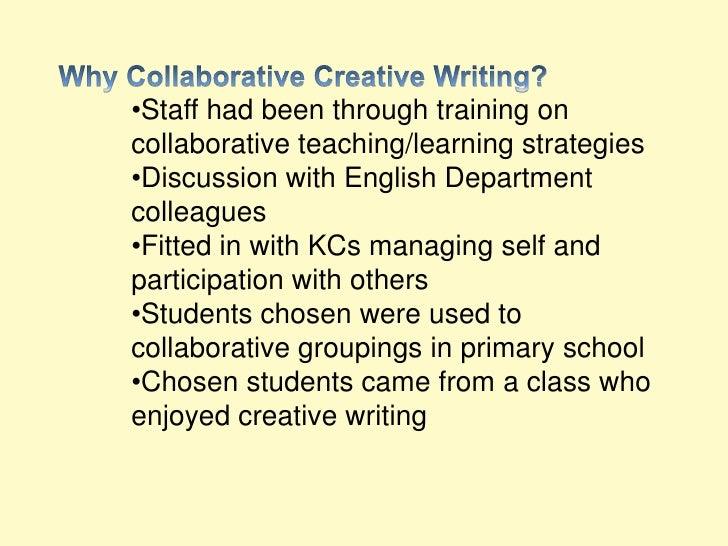 Collaborative Creative Writing