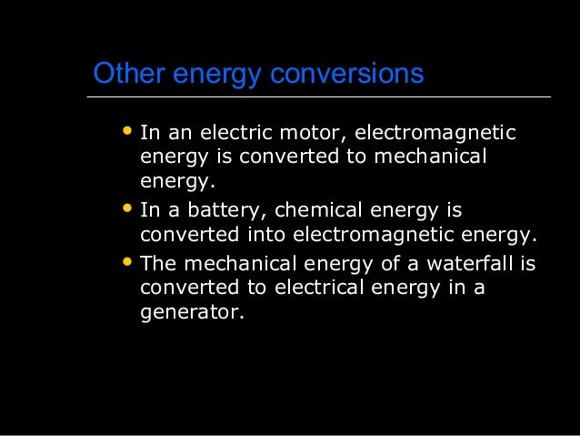 law of conservation energy pdf