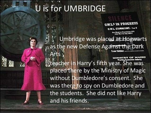 Harry Potter Alphabet Book