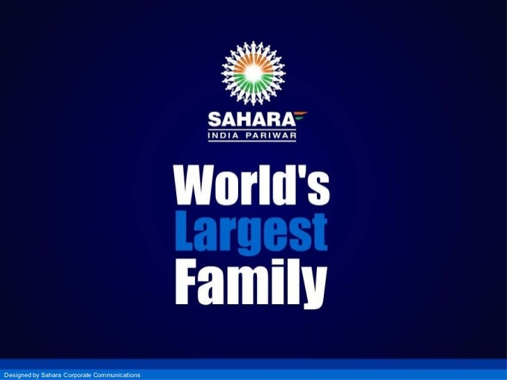 Designed by Sahara Corporate Communications