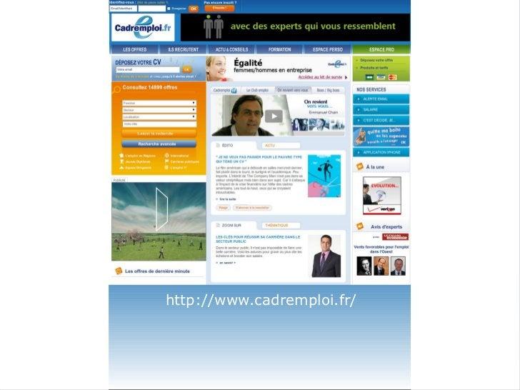 http://www.cadremploi.fr/