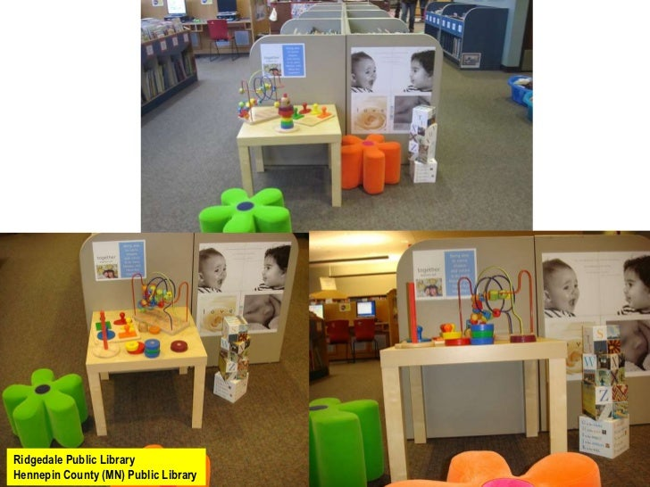 Germantown Library Discovery Room