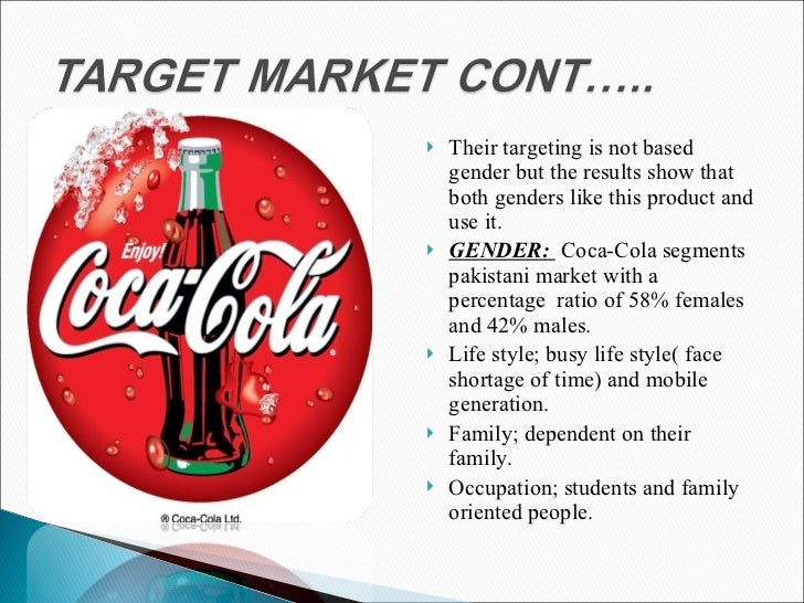 segmenting targeting positioning of coca cola Marketing management project on coca cola that are how they have done segmentation ,target marketing and positioning of positioning is the process of.