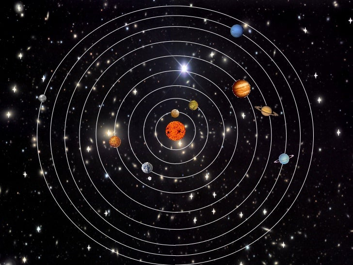 solar system moving - photo #1