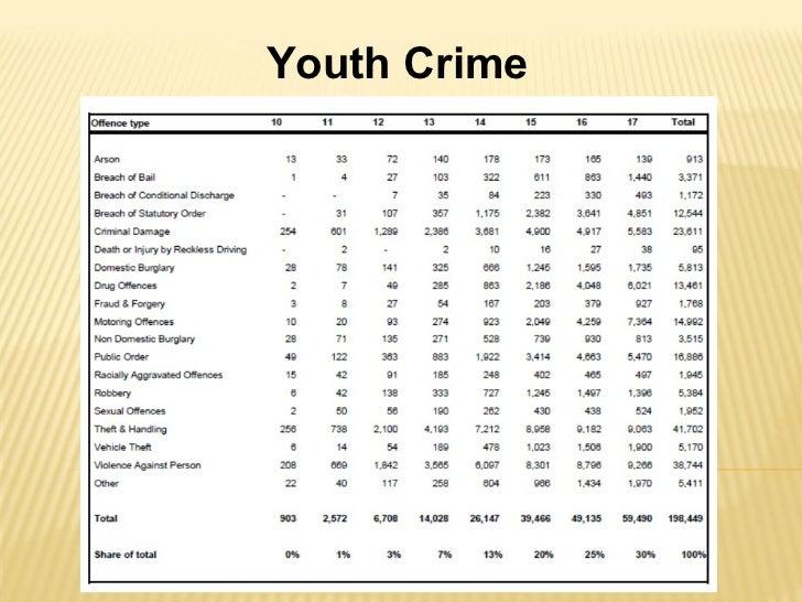 Youthful crimes in georgia essay