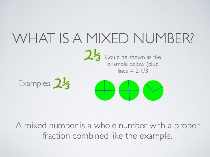 how to write a mixed number Convert mixed numbers and mixed fractions to decimals numbers calculator to  change mixed number fractions into decimal numbers improper fractions.