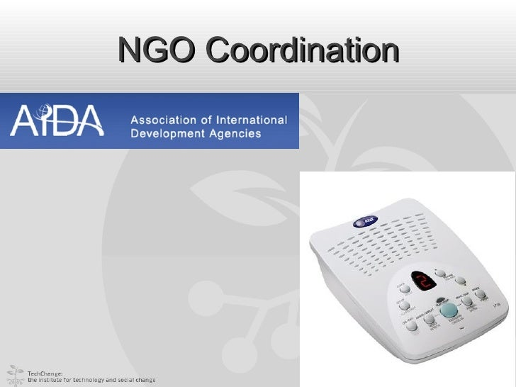 NGO Coordination