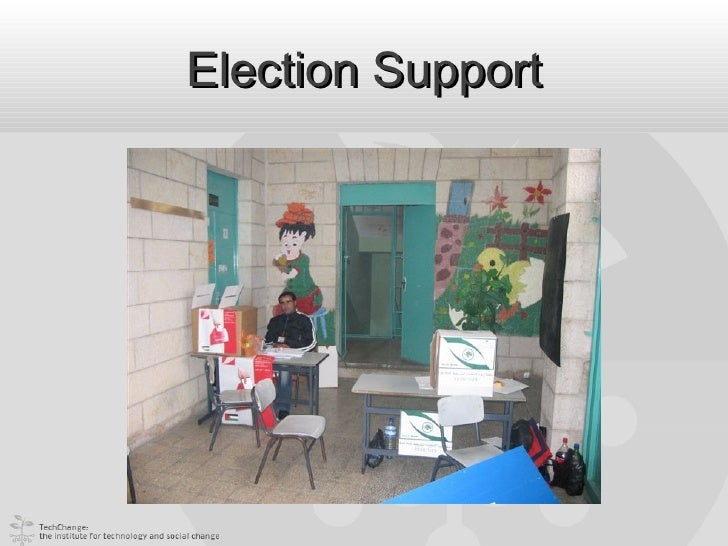 Election Support
