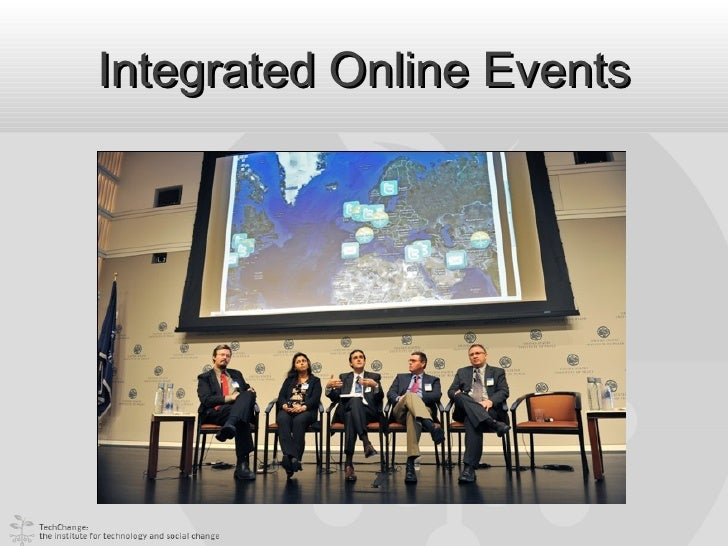 Integrated Online Events