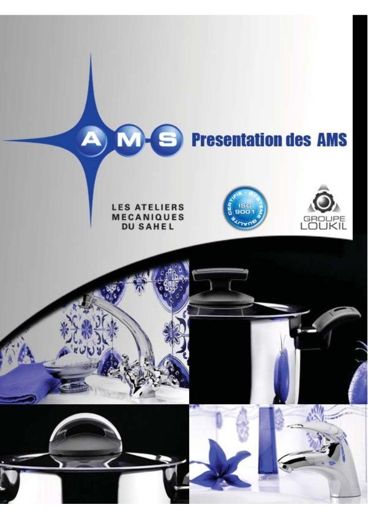 Presentation Ateliers Mécaniques du Sahel