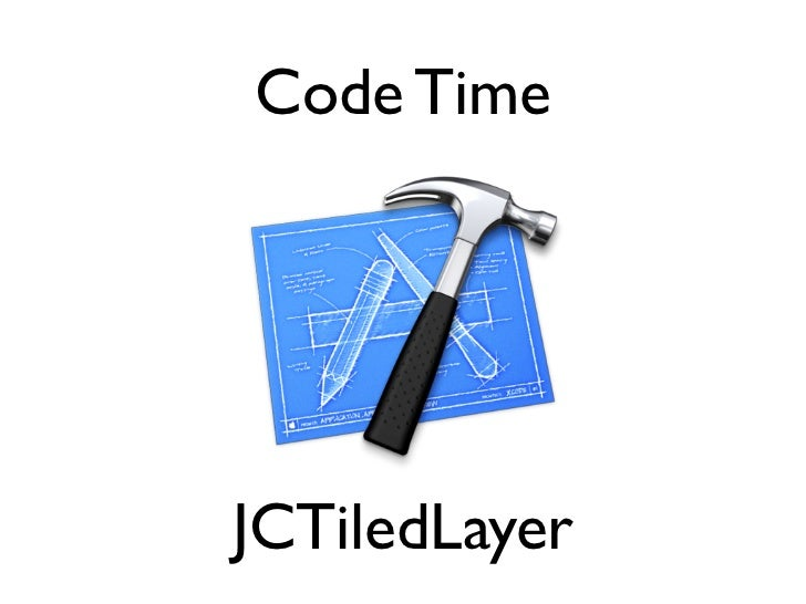 JCTiledView is on     Github     •   github.com/jessedc/JCTiledScrollView
