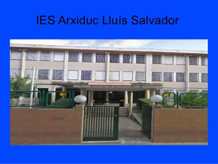 IES Arxiduc Lluís Salvador
