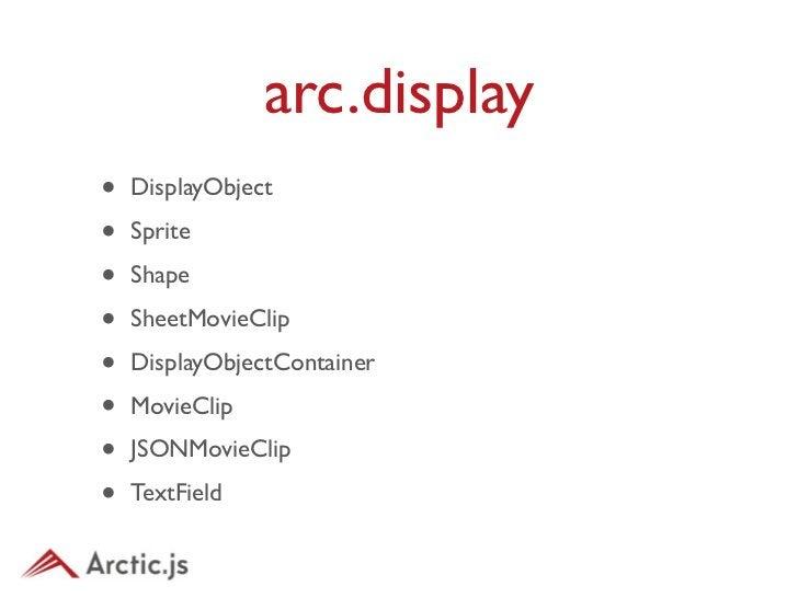 DisplayObject• 全ての表示要素がこれを継承している• setX, setScaleY, getAlpha等のgetter/setter  メソッドを保持