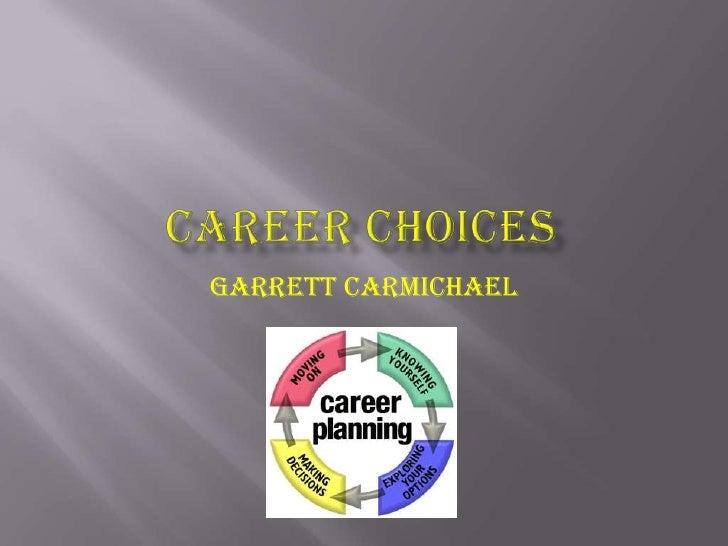 Garrett Carmichael