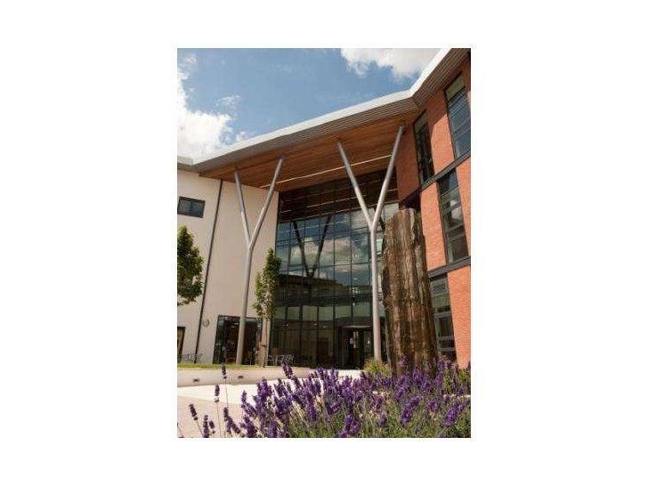 University of Derby Business Enterprise Cenre