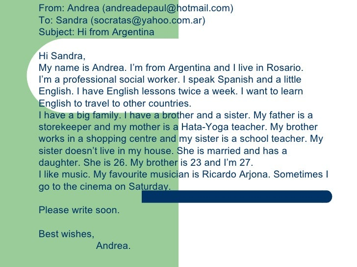 how to start and end an email in english