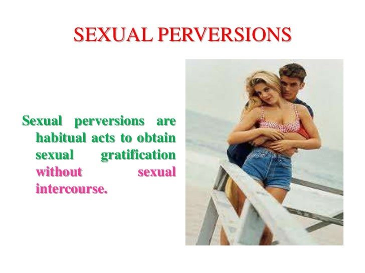 Definition Of Sexual Intercourse