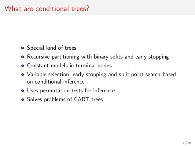 uses of trees in points