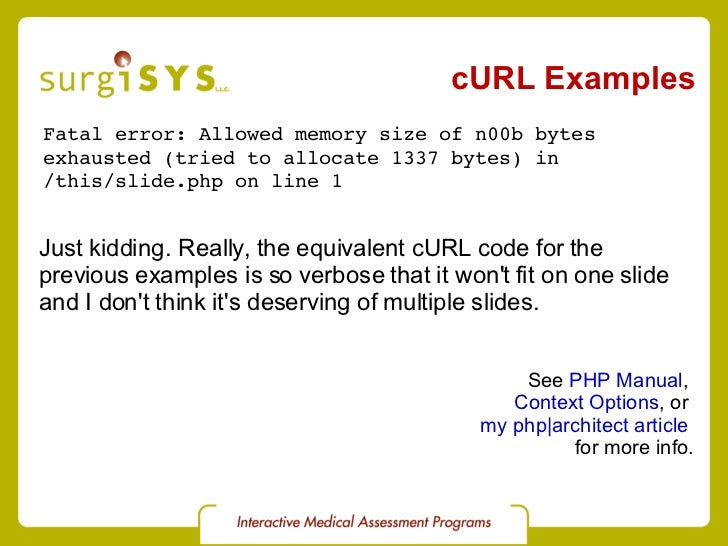 Web Scraping with PHP