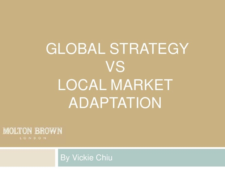 global versus localized marketing strategies essay A great event marketing strategy is at the heart of every successful (and  terms  will see your news, and you may get some local, trade or niche press pick-up (not   to utilise the concept of 'social proof' at this stage and show the world who is.