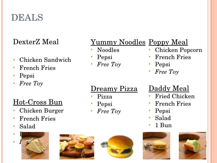 burger restaurant business plan - Khafre