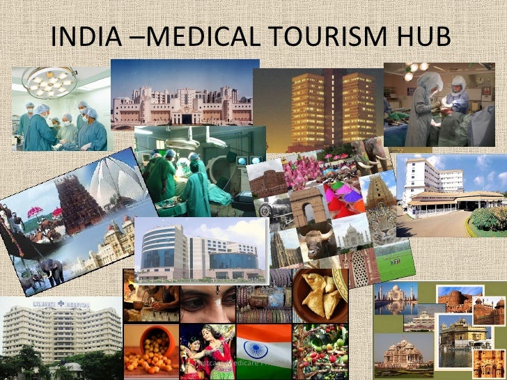 INDIA –MEDICAL TOURISM HUB Firstcare Medicare Private Limited