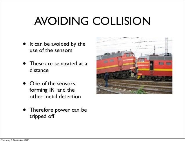 Wireless Sensor Networking in Railways
