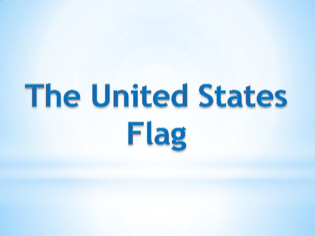 This is theUnited StatesFlag.