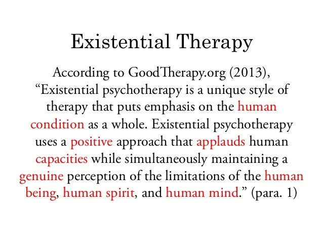existential therapy death freedom self awareness Lecture 10 existential psychotherapy  the capacity for self- awareness we can reflect and make choices because we are  death, freedom, existential.