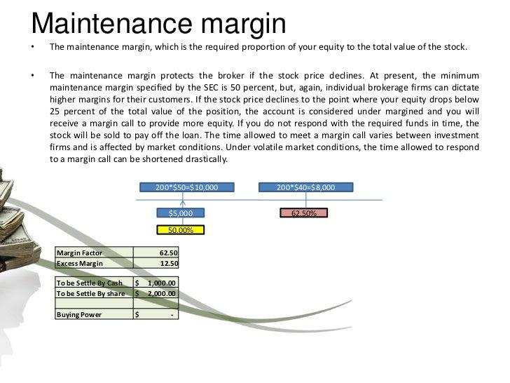 Margin trading strategies ehow
