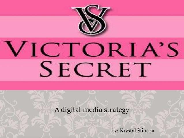Victoria S Secret Final Presentation