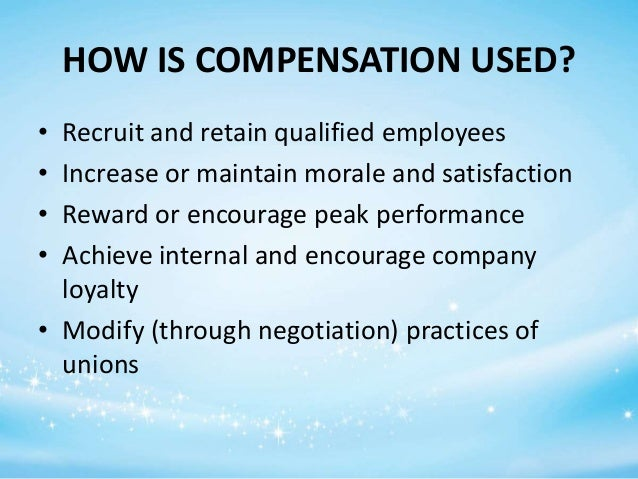 an overview of the compensation strategies in an organization Google's compensation strategy is highly competitive compared to the compensation strategies of  or mirrored without written permission from panmore institute and its  walmart's hrm: compensation.