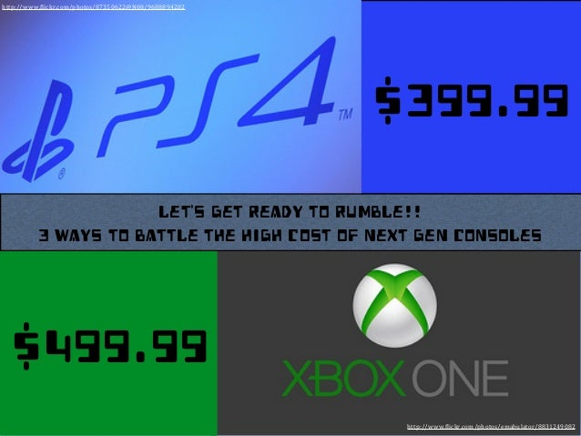 http://www.(lickr.com/photos/87350622@N08/9688894282  $399.99 LET'S GET READY TO RUMBLE!! 3 WAYS TO BATTLE THE HIGH COST O...