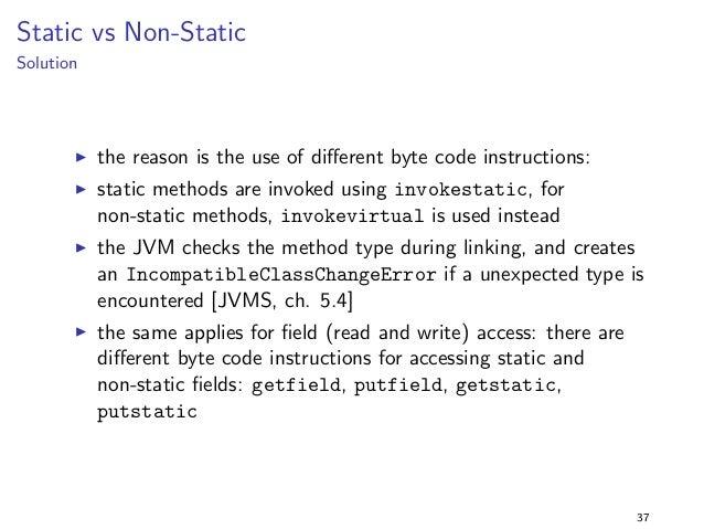 Generalising Parameter Types 2  lib-1.0.jar  package lib.generaliseParamType2;  public class Foo f  public static void doI...