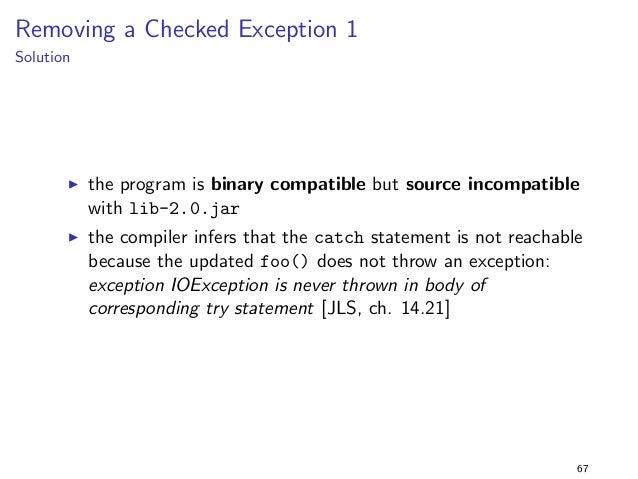 nal int MAGIC = 42;  g  +  lib-2.0.jar  package lib.constants1;  public class Foo f  public static
