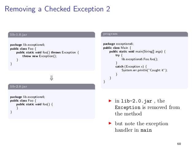 nal int MAGIC = 43;  g  program  package constants1;  import lib.constants1.;  public class Main f  public static void mai...