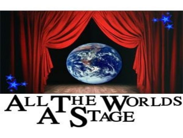 "all the world s a stage The new ""julius caesar"" is petty revenge."