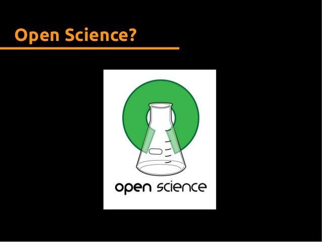 Open Science?