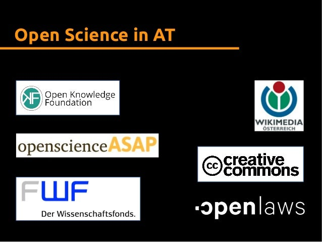 Open Science in AT