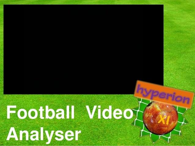 Football Video Analyser
