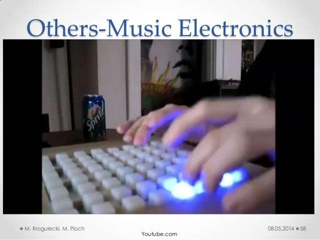 08.05.2014M. Krogulecki, M. Pioch 58 Others-Music Electronics Youtube.com