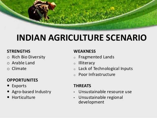 • Rich Bio Diversity- 46,000 plant species and 86,000 species of animals recorded. • Arable Land- 428 million acres cultiv...
