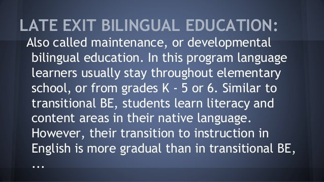advantages of bilingual education Help us win for education website by casting a vote the benefits of a bilingual brain - mia nacamulli 3,852,830 views advantages of speaking multiple languages in his post mapping the bilingual brain want to know some more of the advantages of having a bilingual brain.