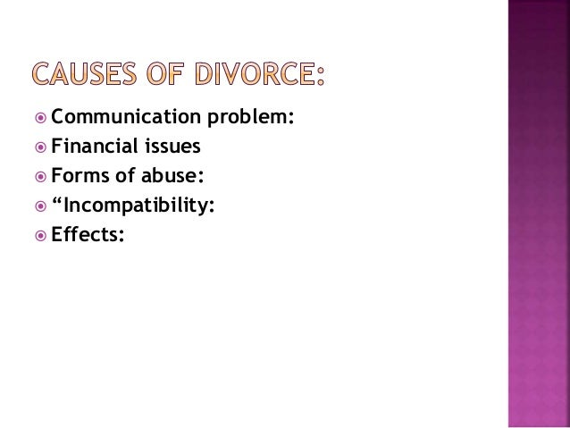 divorce social problem or solution Learn about divorce and children from the home version of the merck manuals not found social issues affecting children and their families divorce and children separation and divorce.